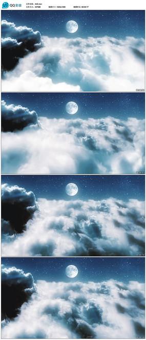 云层白云云彩