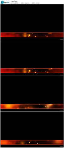 动态粒子光点字幕背景视频(带透明通道)