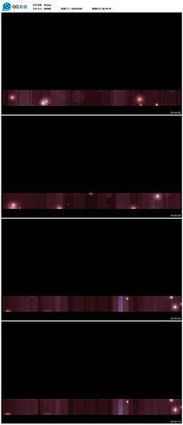 梦幻光斑字幕背景视频(带透明通道)