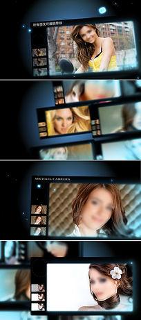 时尚写真视频模板