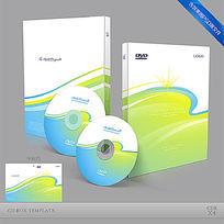 实用企业光盘设计(内含PSD效果图)