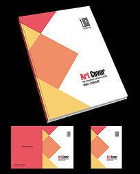 简约产品说明书封面设计