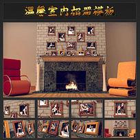 温馨室内相册视频模板