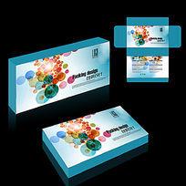 美容产品包装盒设计