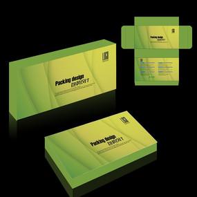 简约大气包装盒设计