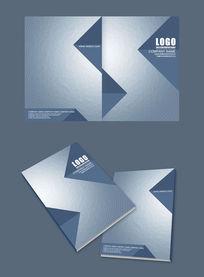 大气广告画册封面设计