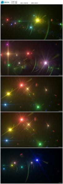 超炫丽动感霓虹灯欢快舞曲LED大屏幕视频