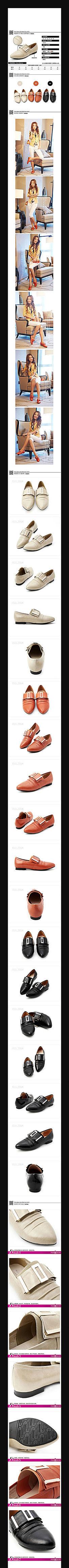 淘宝平底女鞋细节描述设计