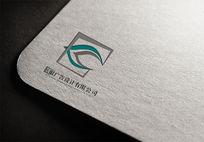 蓝眼广告公司logo设计