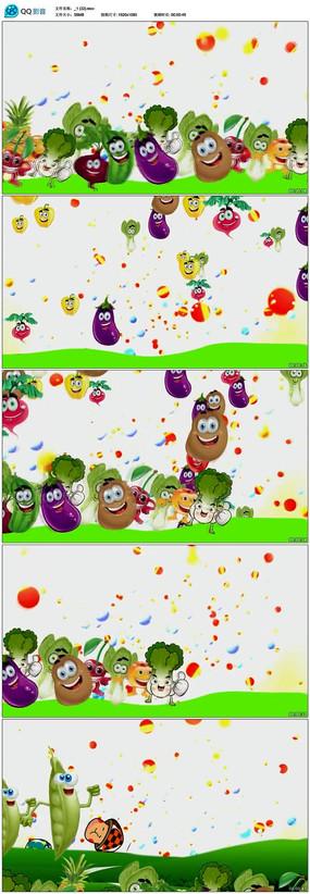蔬菜卡通图片