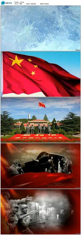镰刀锤子旗