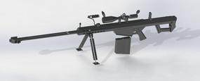 3d狙擊槍