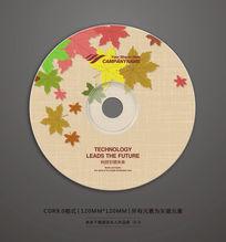 毕业光盘封面设计