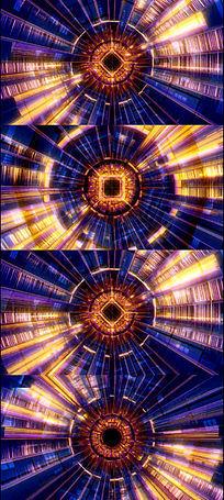 超炫动态光之眼视频素材