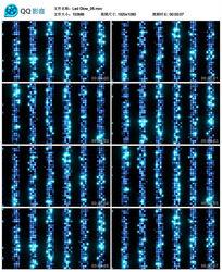 酒吧vj蓝色动感竖着从左到右运动led矩阵灯大屏幕背景视频