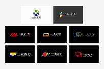 一卡天下金融logo