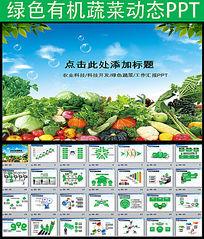 农业水果蔬菜PPT模板