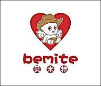 贝米特因幼儿卡通形象图