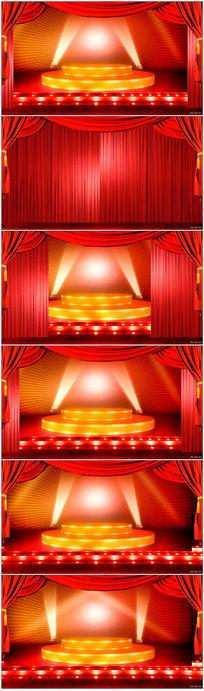 灯光舞台LED背景视频素材