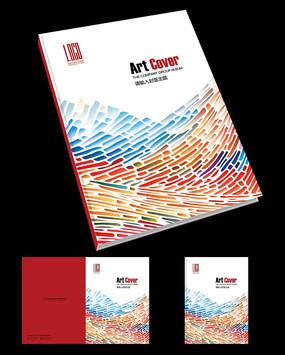 艺术类书籍封面设计
