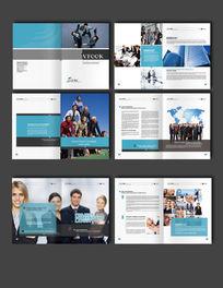 大气国外企业画册设计