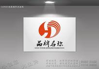 SHD字母组合标志 S字母logo  H字母logo