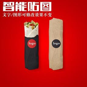 食品包装袋效果图