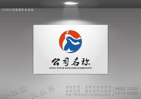 飞人logo 飞人标志设计