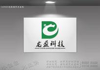 腾龙logo 祥龙logo 吉祥龙标志