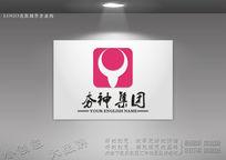 原创LOGO设计下载 Y字母logo