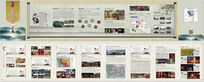 中国风旅游宣传折页设计