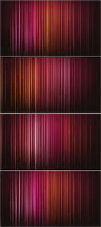 红色光幕震撼大气视频素材