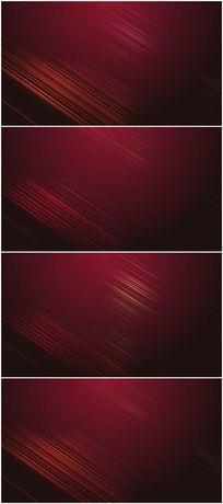 简约大气光线红色背景视频素材