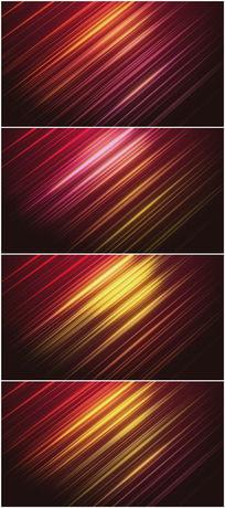 简约大气光线质感红色背景视频素材