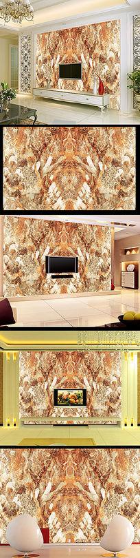 大理石图片电视背景墙