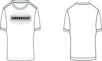 简约T恤产品设计