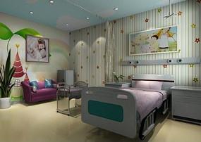 儿童医院病房