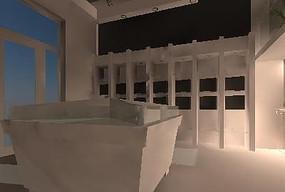 五谷糧食專賣店裝修設計素材