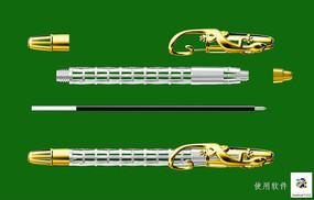 圆珠笔设计