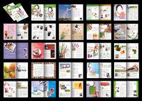 健康红绿灯杂志第四期cdr模板