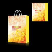 美食食品创意包装袋设计