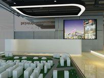 科技展厅max设计
