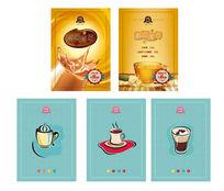 甜品店海报画面设计
