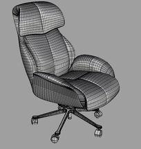 休闲椅子设计