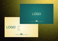 企业皇冠名片设计模板