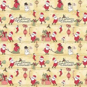 圣诞包装纸