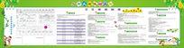 幼儿园保健制度展板设计
