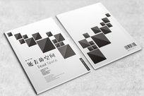黑白封面设计