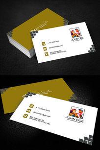 名片卡片设计素材
