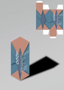 高档礼品包装盒模板